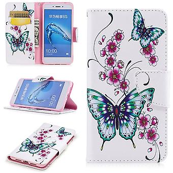 Pocket wallet motif 29 for Huawei honor 6C / enjoy 6S cover case pouch cover protective cover