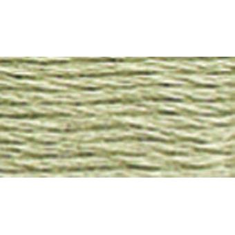 DMC 6-Strand Embroidery Cotton 100g Cone-Fern Green Very Light