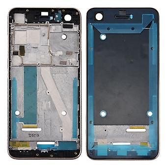 Gehäuse Rahmen Mittelrahmen Deckel kompatibel für HTC Desire 10 Pro Schwarz