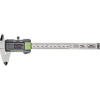 Calibre digital 150 mm Burg Wächter PS precisa 7215 72150
