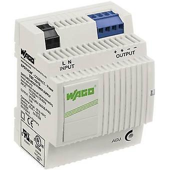 WAGO EPSITRON® COMPACT POWER 787-1012 Rail montato PSU (DIN) 24 Vdc, 2.5 A 60 W x 2