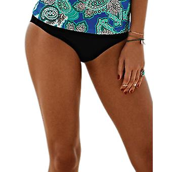 Anita L48706-0-001 Women's RosaFaia Black Swimwear Beachwear Bikini Bottom