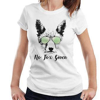 Kein Fuchs gegeben Damen T-Shirt