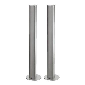 MAGNAT needle ALU Super Tower * silver * Max 120 watt, 1 par nya varor