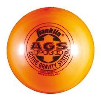 Pelota de gel de alta densidad de Franklin AGS / naranja