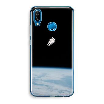 Huawei P20 Lite caja transparente (suave) - solo en el espacio