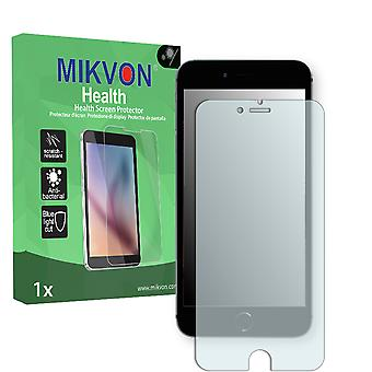 Apple iPhone 6s Plus Screen Protector - Mikvon Health (Retail Package with accessories) (intentionally smaller than the display due to its curved surface)