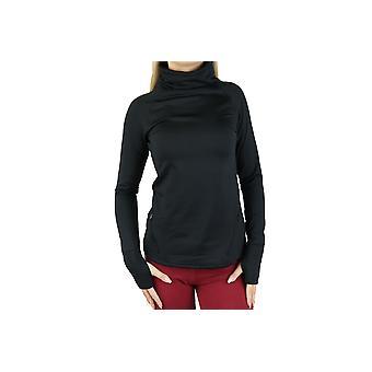GymHero Hoodie  RUNNER-BLACK Womens sweatshirt