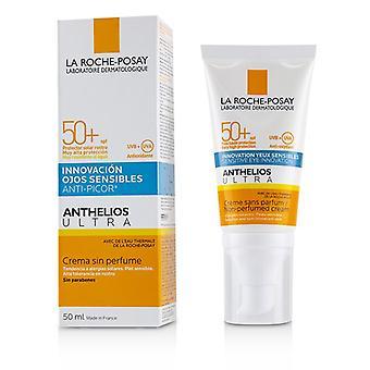 La Roche Posay Anthelios Ultra känsliga ögon Innovation icke parfymerad kräm SPF 50 + (Fragrance-Free) - 50ml/1,7 oz