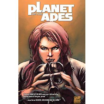 Planet of the Apes - v. 4 by Daryl Gregory - Carlos Magno - 9781608862