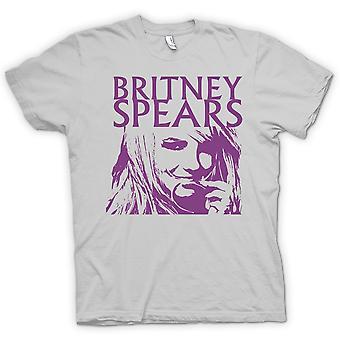 Mens T-shirt-Britney Spears-Legende