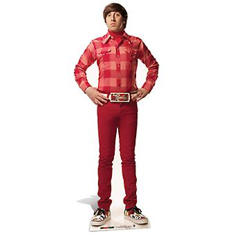 Howard Wolowitz grandeur nature en carton Découpe / Standee (The Big Bang Theory)