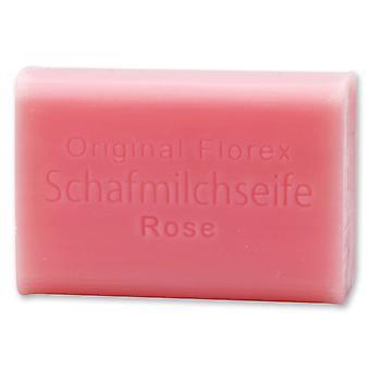 Florex får mjölk tvål - Rose Diana - fantastiska romantiska rosendoft 100 g