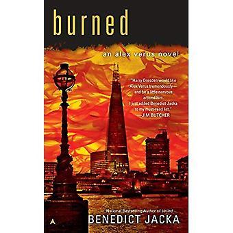 Brände (Alex Verus romaner)