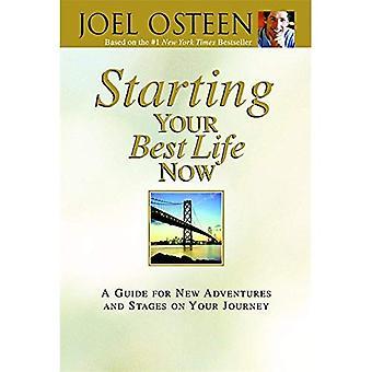 Börjar ditt bästa liv nu (Faithwords)