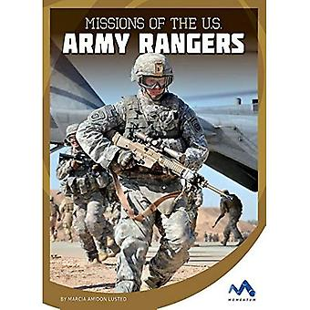 Missions of the U.S. Army Rangers (Military Special Forces in Action)