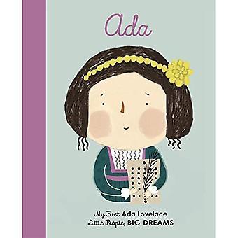 Ada Lovelace: Min första Ada Lovelace (Little People, BIG DREAMS) [styrelse bok]