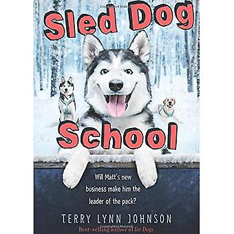 École de chiens de traîneau