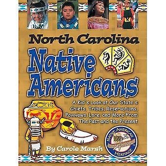North Carolina Indians (Paperback) (Native American� Heritage)