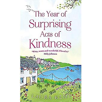The Year of Surprising Acts of Kindness