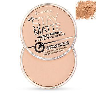 Rimmel Stay Matte Pressed Powder 007 Mohair 14 g
