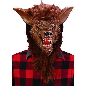 Lupo mannaro maschera per Halloween