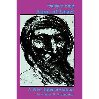 Amos av Israel av Rosenbaum & Stanley Ned