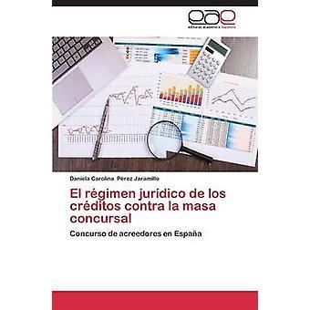 El régimen Juridico de Los Creditos Contra La Masa Concursal por Perez Jaramillo Daniela Carolina