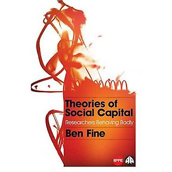 Teorie del capitale sociale - i ricercatori si comportano male con multa di Ben-