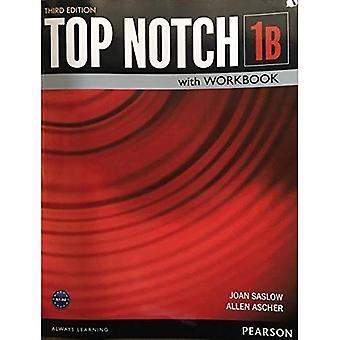 Top Notch 1 Student Book/Workbook Split B
