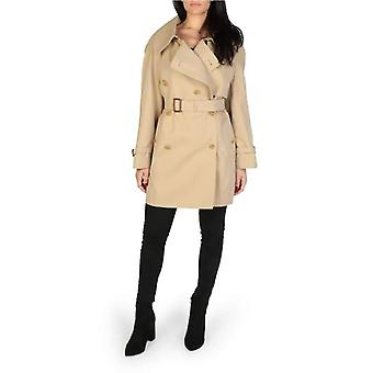 Burberry Fortingall Women Brown Trench coat -- FORT784176