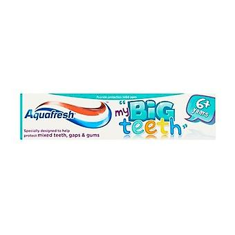 Aquafresh My Big Teeth Toothpaste 6 Plus Years