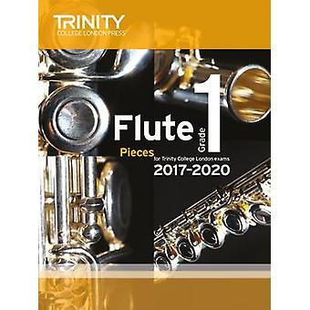 Flute Exam Pieces Grade 1 2017 2020 (Score & Part) - 9780857364968 Bo