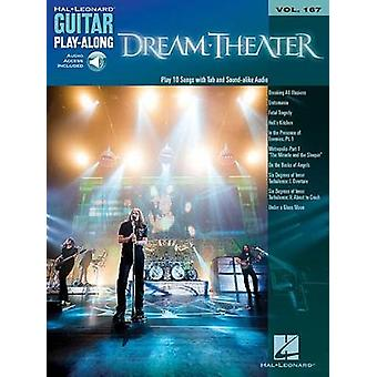 Dream Theater - Guitar Play-Along Volume 167 by Dream Theater - 978147