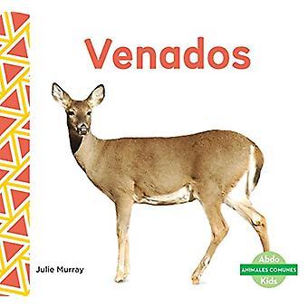 Venados (Deer ) by Julie Murray - 9781624026010 Book