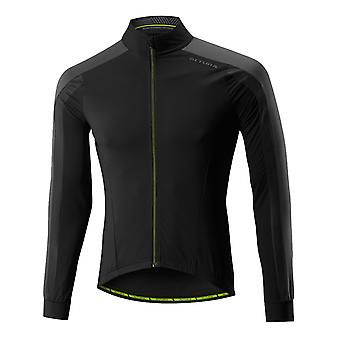 Altura Black 2017 NV 2 Thermo Long Sleeved Cycling Jersey