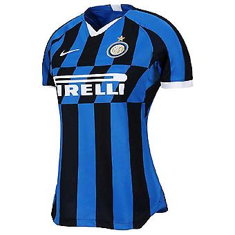 2019-2020 Inter Milan Home Nike Womens Football Shirt