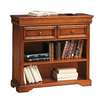 Petite bibliothèque Luigi Filippo 2 pièces 2 tiroirs
