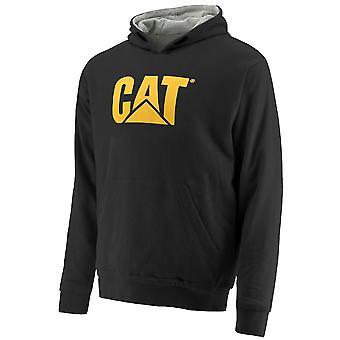 CAT Workwear Mens Marque Moisture Wicking Graphic Hoodie