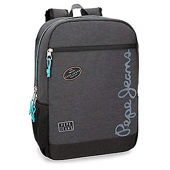 Pepe Jeans Teo Grey Adaptable Backpack