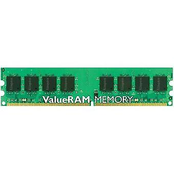 Memoria RAM PC Kingston KVR16N11S6/2 2 GB 1 x 2 GB DDR3 memoria RAM 1600 MHz CL11 11/11/35