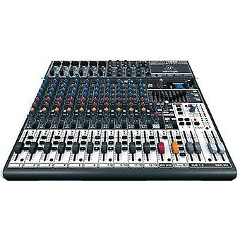 Behringer X1832 No. of channels:14