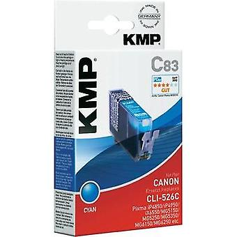 KMP replaced Canon CLI-526 Compatible Cyan KMP 1515,0003