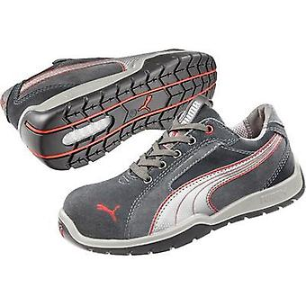 Safety shoes S1P Size: 47 Grey PUMA Safety DAKAR LOW HRO SRC 642680 1 pair