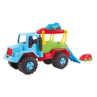 AVC Porta-Car Truck With 2 Cars (Outdoor , Garden Toys , Sand Toys)