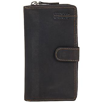 Greenland Westcoast Zip Wallet XL Geldbörse 880-25