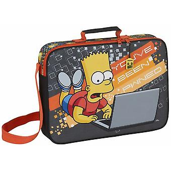 Safta Cartera Extraescolares The Simpsons Technology (Toys , School Zone , Backpacks)