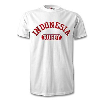 Indonesia Rugby T-Shirt