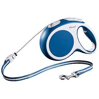 Flexi Vario Cord Blue Medium 20kg - 8m (26ft)