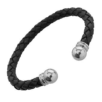 Burgmeister Leather bangle, JBM4028-759